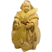 1940's Redwing Friar Tuck Cookie Jar