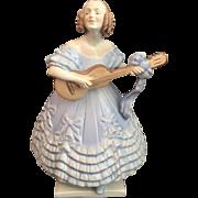 """Herend figurine """"Deryne"""""""