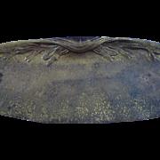 Tiffany Studios Bronze Nautical Pen Tray