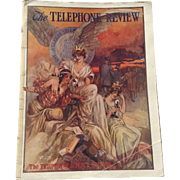 The Telephone Review 1915-16 Triumph Of Science Edition