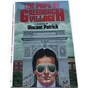 The Pope Of Greenwich Village Vincent Patrick 1st Edition 1st Novel 1979