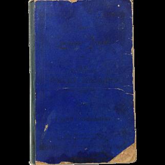 The Ladies Book Of Toilet Receipts Madam J Laroe 1894 Baltimore Maryland Vanity Skin Recipe