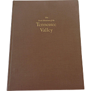 The Scenic Resources of the Tennessee Valley TVA Private Printing  1938 Maps Geology History