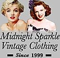 Midnight Sparkle Vintage Clothing
