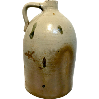 19th Century Crock Jug