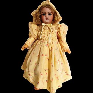 "20"" Antique Simon and Halbig 1079 Doll"