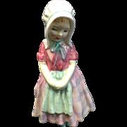 "Royal Doulton Porcelain Figurine ""Tootles"" HN 1680"