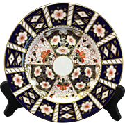 "Royal Crown Derby Imari 2451 10 1/2"" Dinner Plates"