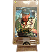 Harry Gant 24 kt Gold Signature Series,