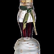 Vintage Commercial Perfume Bottle for Zut by Schiaparelli c.1950