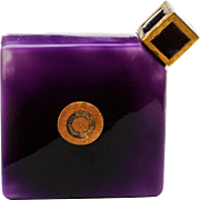 Commercial Perfume Bottle by Baccarat for Ybry Mon Ame French c.1925