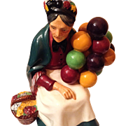 Retired Royal Doulton The Ballon Seller HN 1315
