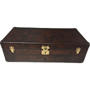 Louis Vuitton Cowhide Leather Cabin Trunk
