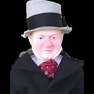 Effanbee W.C. Fields Doll - 1980 Centenial Doll