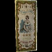 Jenny Lind Original Sealing Wax in Original Box