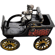 Kenton Cast Iron Horseless Carriage