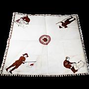 1920's Boy Scout Handkerchief