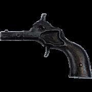 Rare Stevens 1876 Cast Iron Cap Gun SN 79