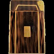 Metalfield Alladdin Cigarette Case With Automatic Lighter