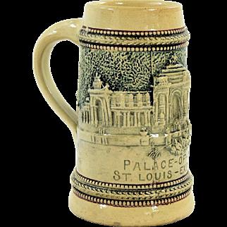 Gerz St. Louis 1904 Exposition Souvenir Mug
