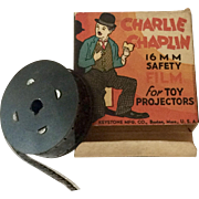 "Vintage Charlie Chaplin 16mm Film, ""The Scrapper"""