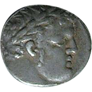 PHOENICIA; Tyre; Half Shekel; The Temple Tax Coin