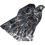 "Steuben Glass Eagle Figurine 5.5""  Donald Pollard 1975 Signed"