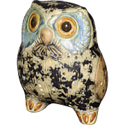 """Vintage Lladro """"Little Eagle Owl"""" Figurine 6.5"""" Tall, Retired 1985"""