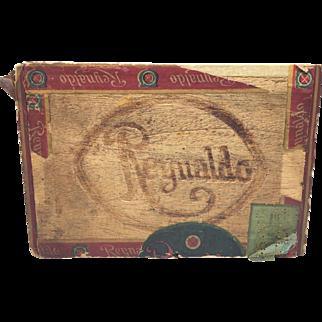 Reynaldo Cigar Box