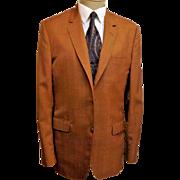 1950's Mr Cool Clipper Craft Men's Sport Coat Size 38 R