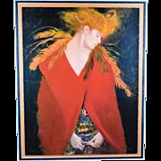 Felix Mas, Scarlet Cloak