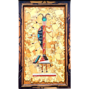 "Original Navajo Art - Sherwood Begaye - ""B'Ganaskiddy"" Make an offer!"