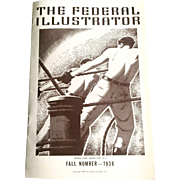 The Federal Illustrator First Edition Fall 1938