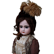 Antique doll sweetest Jumeau 12
