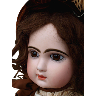 Antique doll sweetest Jumeau 12, Complete with original box