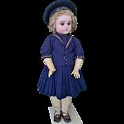 Antique Stunning Steiner doll series C4 , about 1880, high  23 inches ( 59 cm )