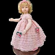 Lenci doll  , series 109 , all original , near mint , high 23 inches (58 cm). SPECTACULAR !!