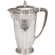 Tiffany & Co. Sterling Silver Coffee Pot or Water Pitcher