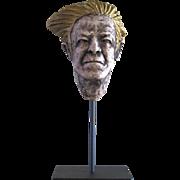 "David Bowie - Statue from Paul Vondras, England, 90 """