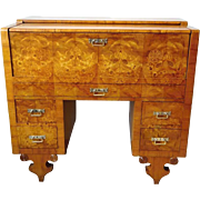 Writing desk with retractable writing board - Late Biedermaier, 19th century