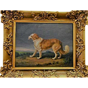 Dog - G. Cobelli, 19th Century, England