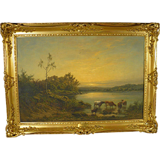 Romantic landscape - R.Longfeld