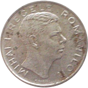 100 Lei Romania - 1943