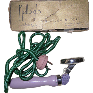 1920's -30's Mello-Glo Skin Rejuvenator