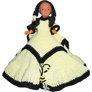 1988 Loretta Daum Byrne Native American Indian Doll
