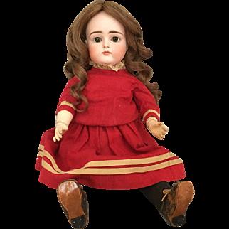 "Ethereal 16"" Closed Mouth Kestner German Bisque Doll"