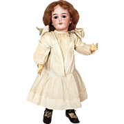 Choice All Original 17 Inch Simon & Halbig 1249 Santa German Bisque Doll