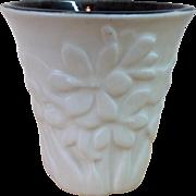 Vintage Rookwood Art Pottery Vase Flowers 1934