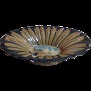 Small Modernist  Fulper Art Pottery Signed Bowl