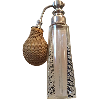R. Lalique Perfume Atomizer